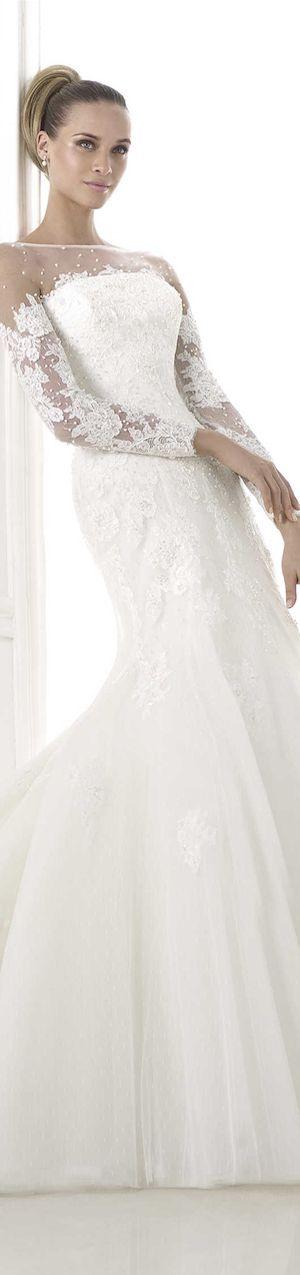 PRONOVIAS 2015 Glamour Bridal Collection