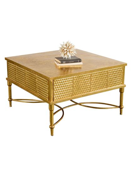 Geneva Coffee Table by Statements by J at Gilt