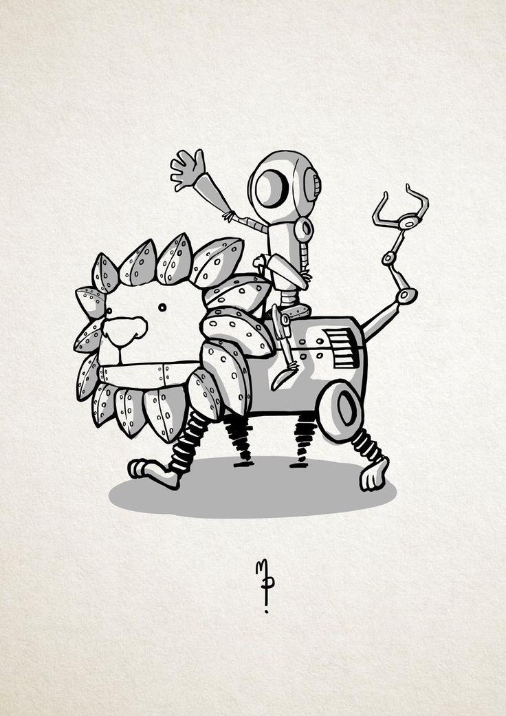 Lionbot