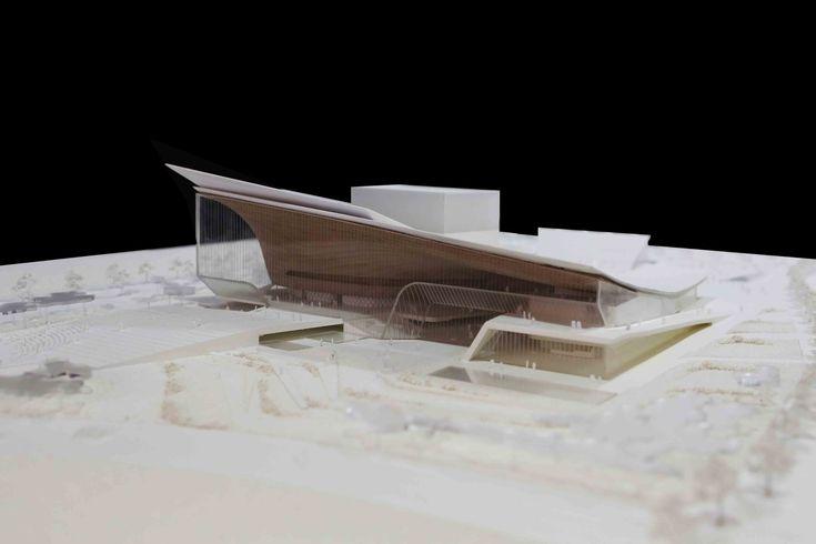 Gallery - Sejong Art Center Winning Proposal / DMP Partners - 21
