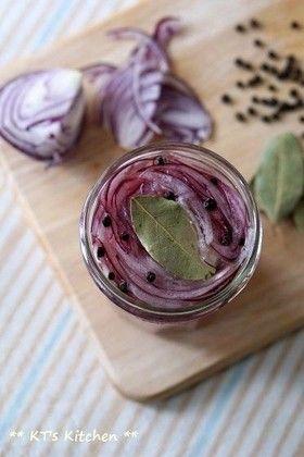 紫玉ねぎのピクルス by KT121 [クックパッド] 簡単おいしいみんなの ...