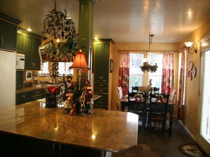 Christmas Decorating Ideas Kitchen Island : Best images about large kitchen island on