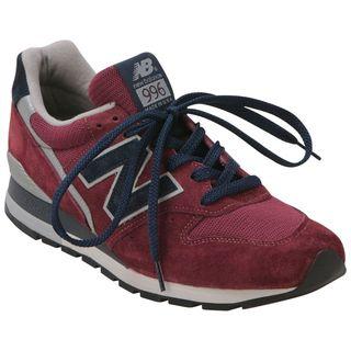 New Balance Men\u0027s Running Sneaker Burgundy
