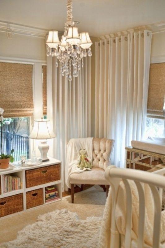 nursury ideas | 20 Gentle Vintage Nursery Decor Ideas For Your Baby | Kidsomania