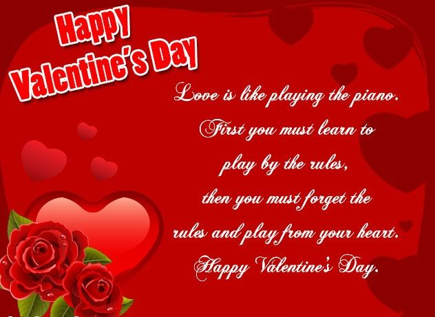 25 best ideas about Valentine messages for girlfriend on – Valentines Messages for Cards