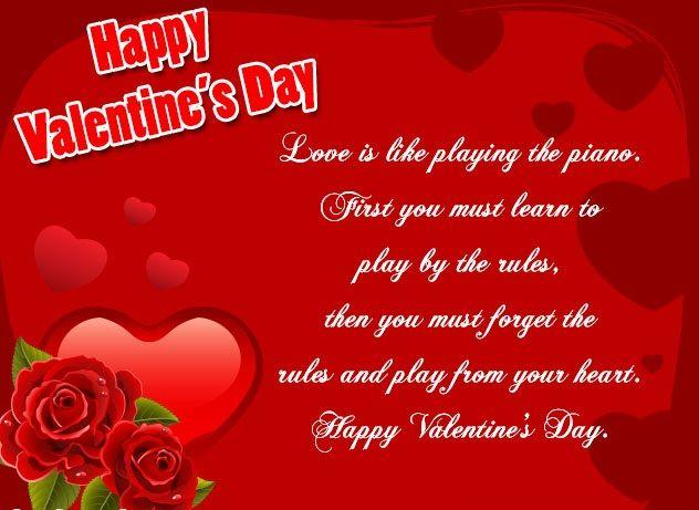 Best 25 Valentine messages for girlfriend ideas – Message in Valentines Card