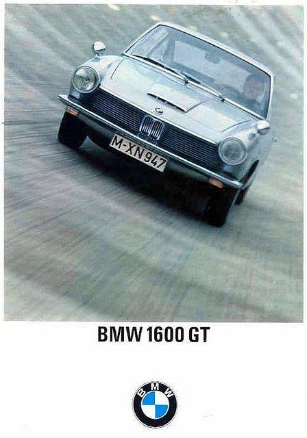 Glas/BMW 1600 GT