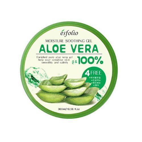 [Allieasha]Aloe Vera Soothing Gel #Allieasha