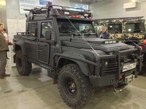Land Rover Defender Line-X