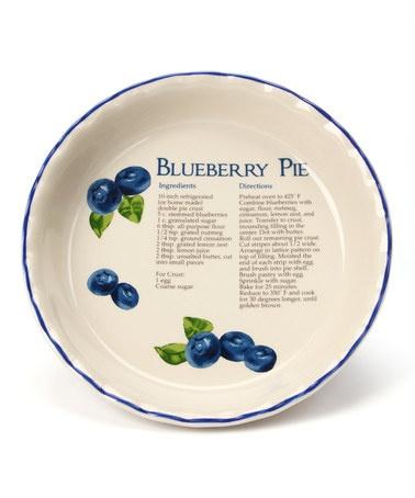 DEI Dennis East Blueberry Recipe Pie Plate  sc 1 st  Pinterest & 25+ best Pie Plates images by Cindy Robinson on Pinterest | Dish ...