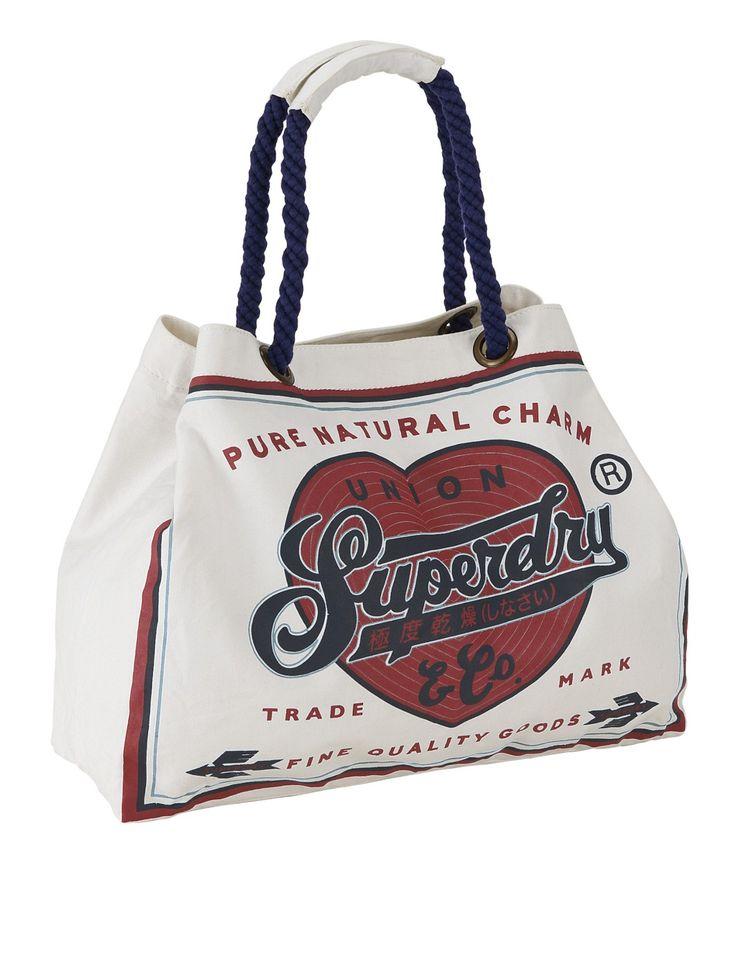 Superdry Ahoy Tote Bag | isme.com