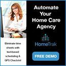 See a demo: http://hometrak.com/contact-demo/  Looking for a great Home Care CRM? Have you looked at HomeTrak? Mobile application for adding and editing schedules, GPS Check-In, creating care plans, capturing eSignatures, and more Integrated texting features to automate scheduling, send caregiver shift reminders, and be alerted of missed clock-ins Phone-based electronic visit verification system that requires caregivers to call a toll-free number when they arrive at and leave a client's…