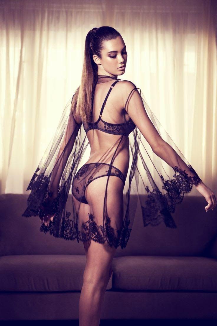 Сорочка Lacy