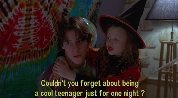 """Even if he was too cool to trick-or-treat:   23 Reasons Why """"Hocus Pocus"""" Is The Best Halloween Movie Of All Time"""