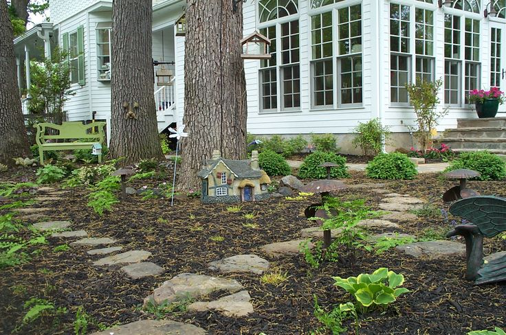 Garden Design: Garden Design With Miniature Fairy Garden Ideas
