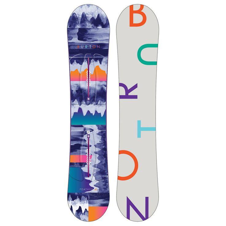 Burton Feather Womens Snowboard 2016