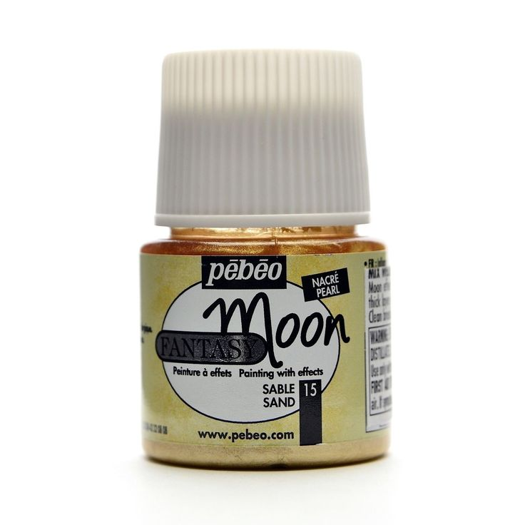 Pebeo Fantasy Moon Effect Paint