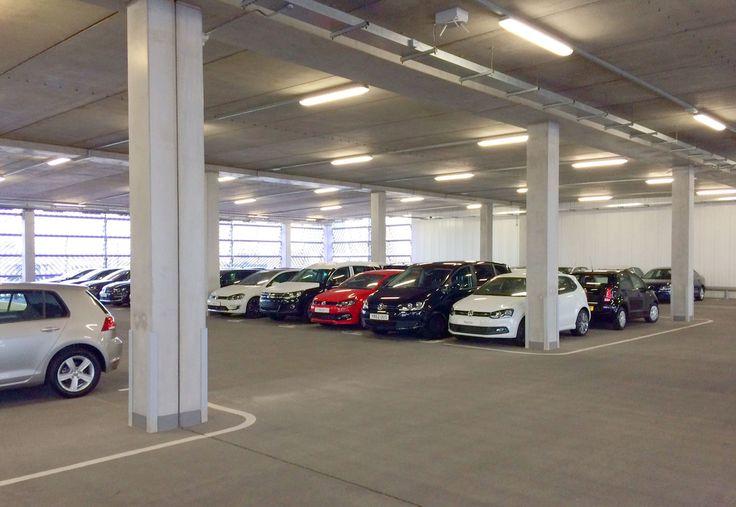 Volkswagen Showroom and Service Centre, Brentford