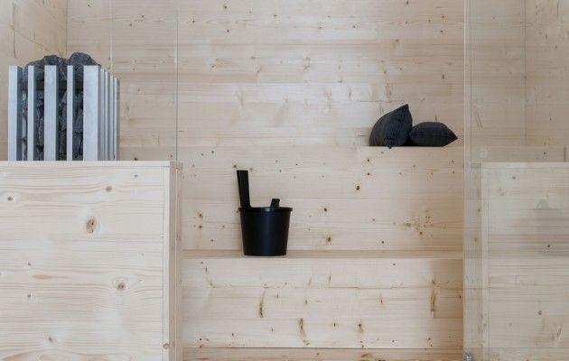 SAUNA ARCHITECTURE @ MAJA - Dekolehti.fi