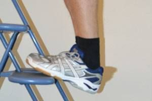 Stretching exercises for plantar fasciitis and heel spur