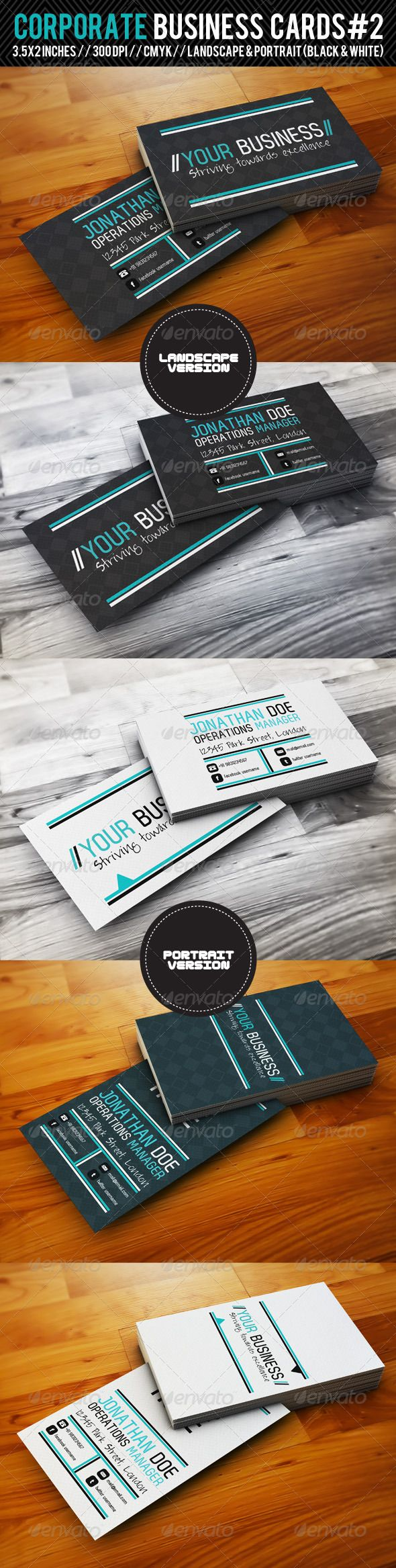 7 Best Creative Business Cards Images On Pinterest Creative