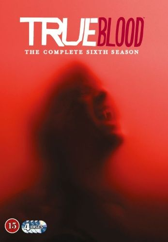 True Blood - Sesong 6 (4 disc) (DVD)