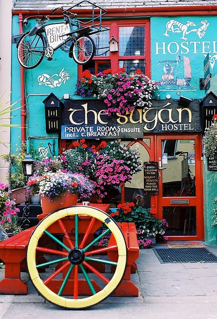 Hostel -  Killarney, Ireland