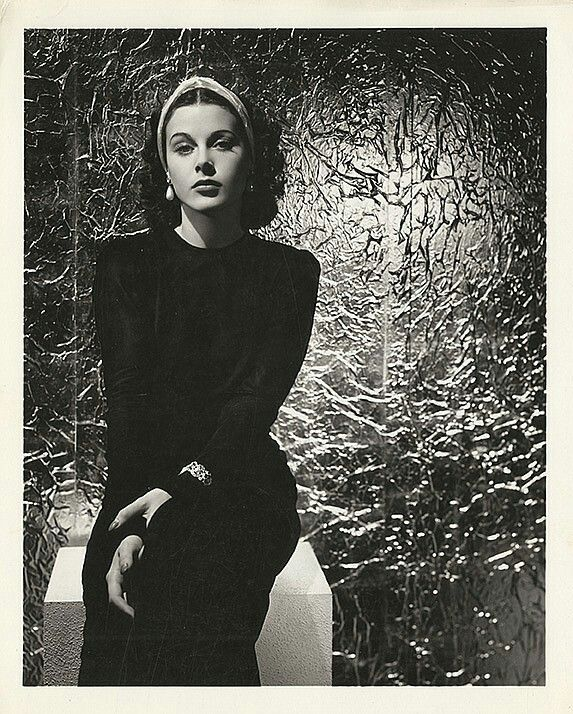 Hedy Lamarr - Impossibly beautiful and incredibly smart.