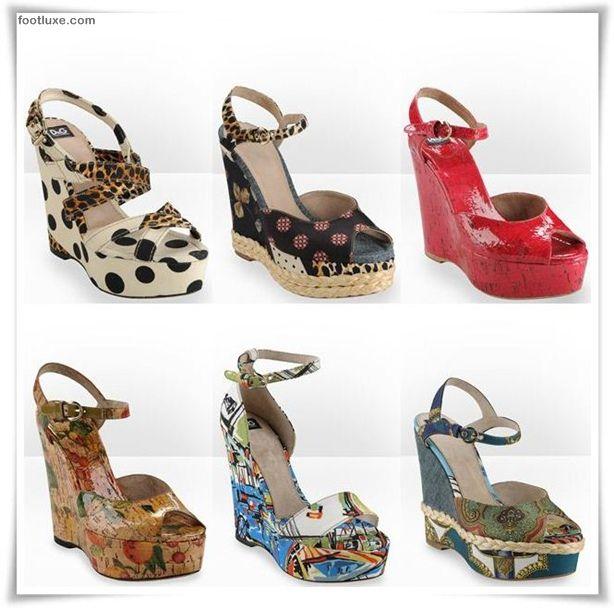 D & G collezione scarpe sandali zeppe primavera estate 2012    Read more: http://www.grafiksmania.com/moda-donna/scarpe/790-d-g-collezione-scarpe-sandali-zeppe-primavera-estate-2012.html#ixzz1qjf2lVJC