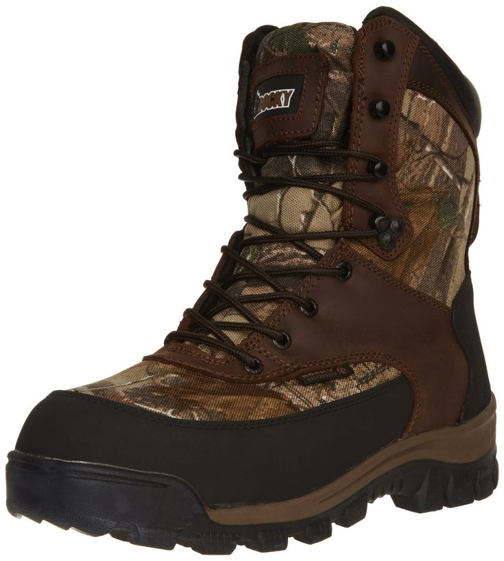 Rocky Men's 4754 400g Insulated Boot,Real Tree AP,10 M US