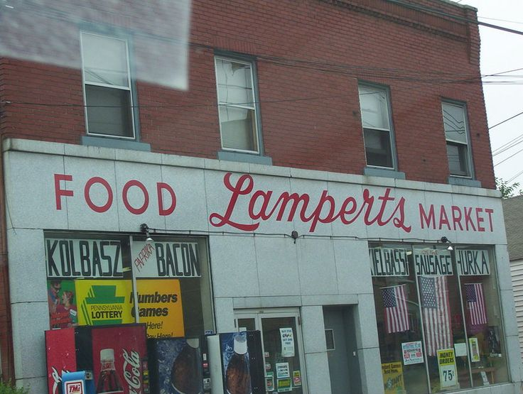 Mckeesport Pa Lampert S Market A Family Tradition