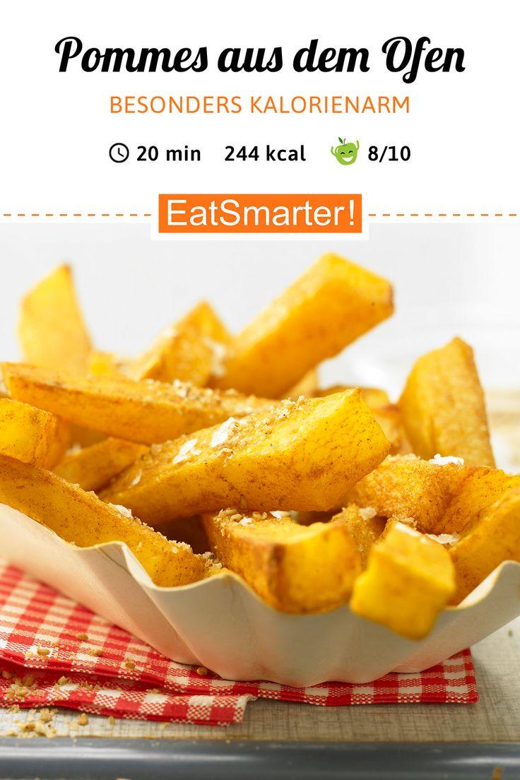 Pommes aus dem Ofen – EAT SMARTER