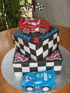Image Detail for - Cars Cake & Party Ideas | Kids Birthday Cakes: Car Birthday Cakes, Cakes Ideas, Birthday Parties, Birthdays, Cars Birthday Cakes, Parties Ideas, Cars Cakes, Kids Birthday Cakes, Birthday Ideas