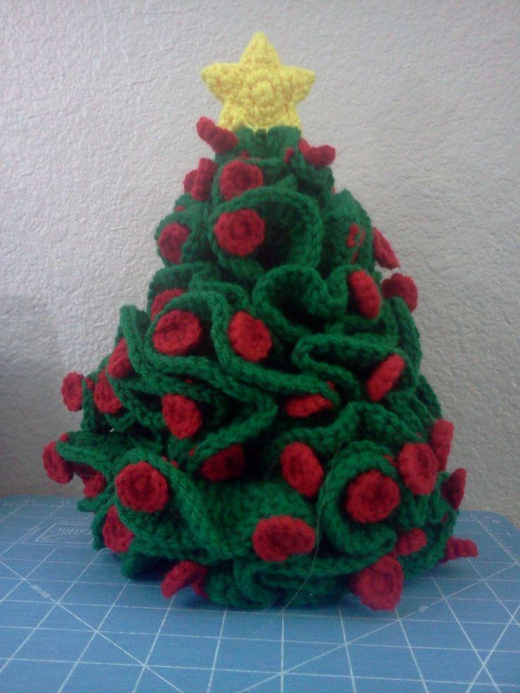 árbol de Navidad hiperbólico