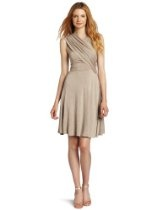 Plenty by Tracy Reese Women's Ruched Bodice Dress