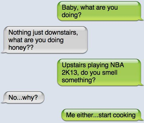 Funny Break Up Texts | Tags: funny text messages , funny texts , texting , texts