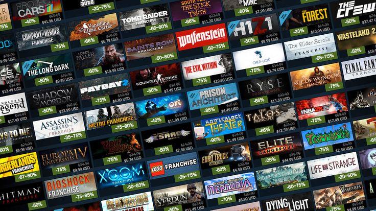 The best Steam Summer Sale deals #VG247 s list of the best games on sale #VideoGames #deals #games #steam #summer