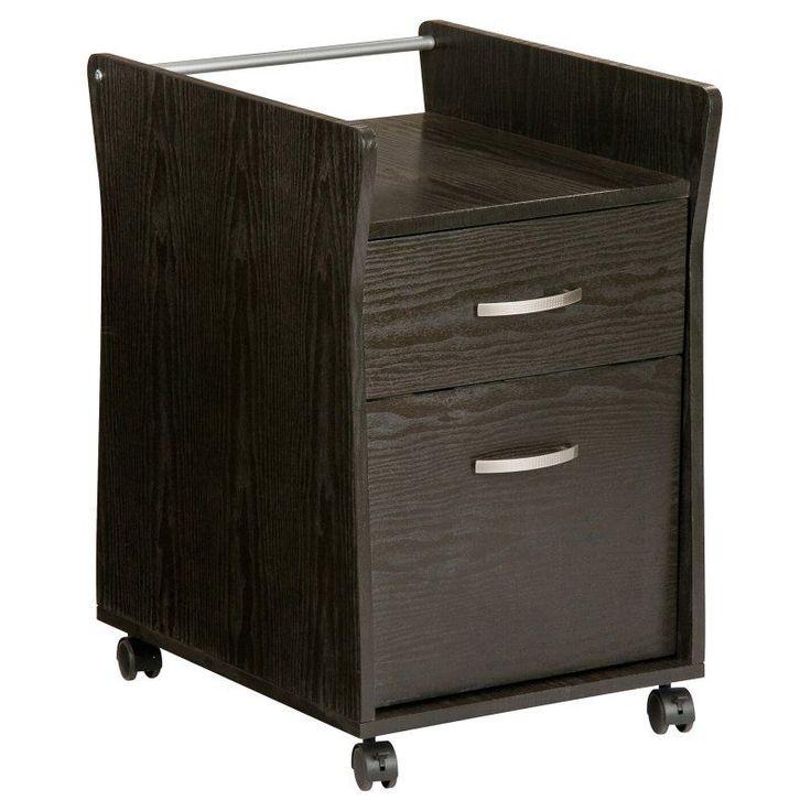 Techni Mobili RTA-S13 Rolling File Cabinet - RTA-S13-ASH20