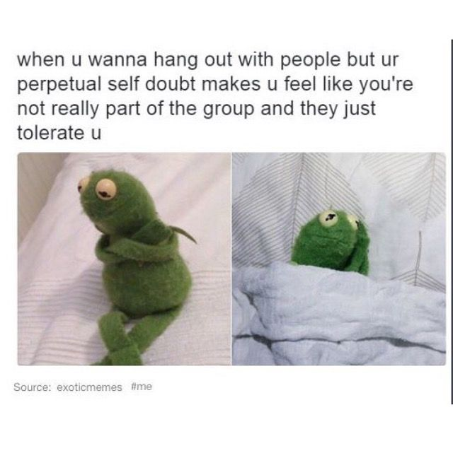 Why does the fact that it's Kermit the frog make it even more accurate