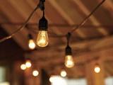 Vintage Light String - eclectic - outdoor lighting - - by Restoration Hardware