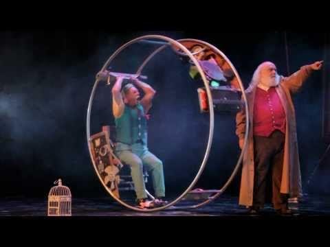 Circo Gran Fele, Viaje a la Luna en el Teatro Principal de Valencia
