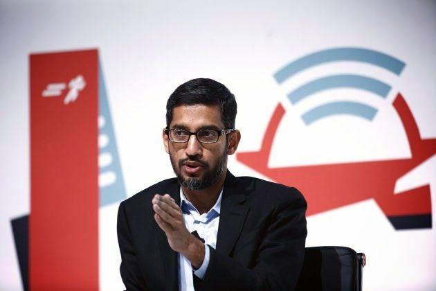 "Sundar Pichai - ""No queremos suplantar a las operadoras, sino cambiarlas"" | RevoluTegPlus"