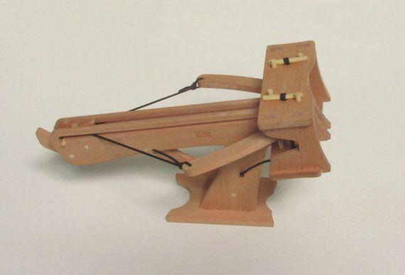 how to build a miniature ballista