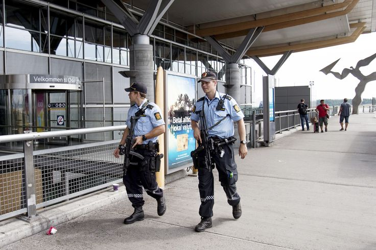Police in Norway Haven't Killed Anyone in Nearly 10 Years - A government report shows staggeringly low rates of law enforcement violence.