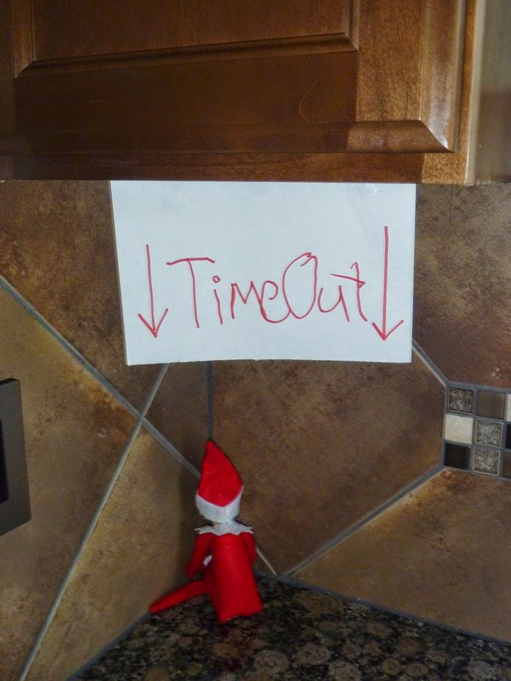 Poofy Cheeks: 15 Creative Elf on The Shelf Ideas