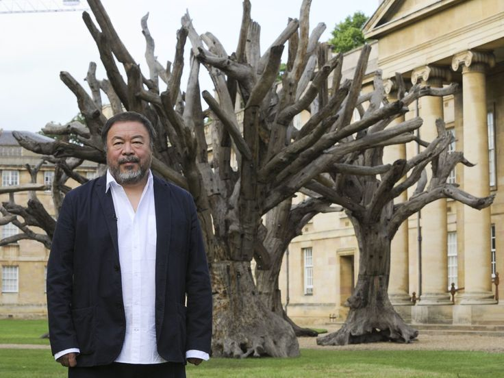 Ai Wei Wei at Downing College