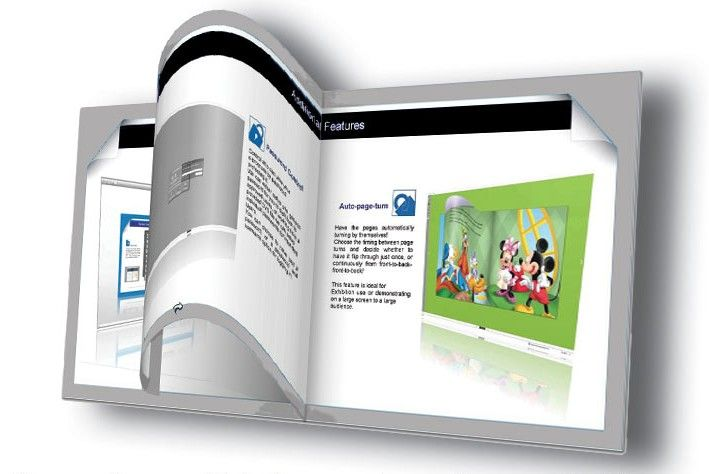 We make Attractive User Interface & very much user friendly Digital Catalogues, E-Brochure/E-Banner with Flip like smooth realistic page turning feature just like an actual book or catalogue.
