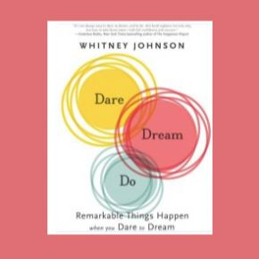 In this powerful book by Whitney Johnson, each of us can receive the inspiration and information needed to step outside of our comfort zones, give life to the possibilities around us, and actually achieve our dreams.