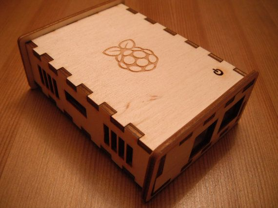 BRAMBLE Pi  Raspberry Pi model B laser cut finger by bitcrafts, €12.00