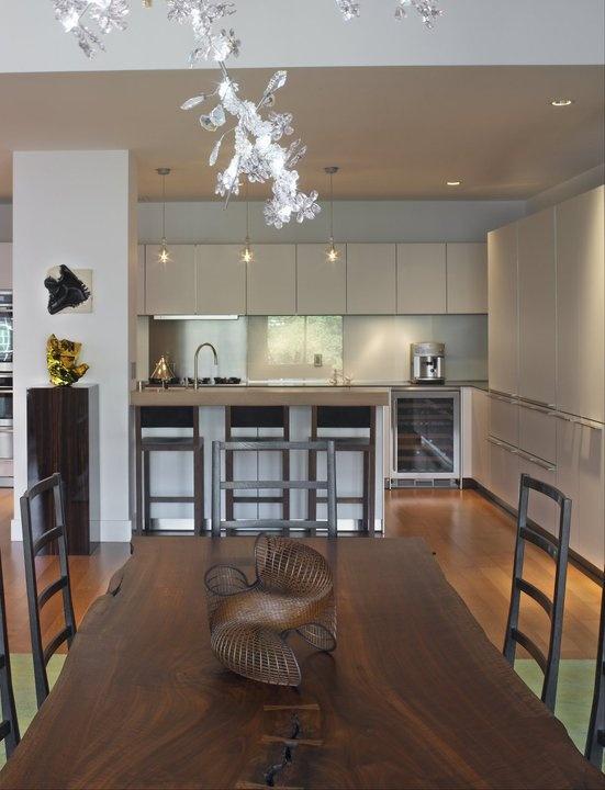 Kitchen Dining Interior Design: Andy Goldsborough Interior Design Soho Residence Dining